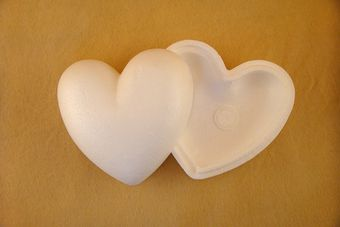 Heart 140 mm (two halves)